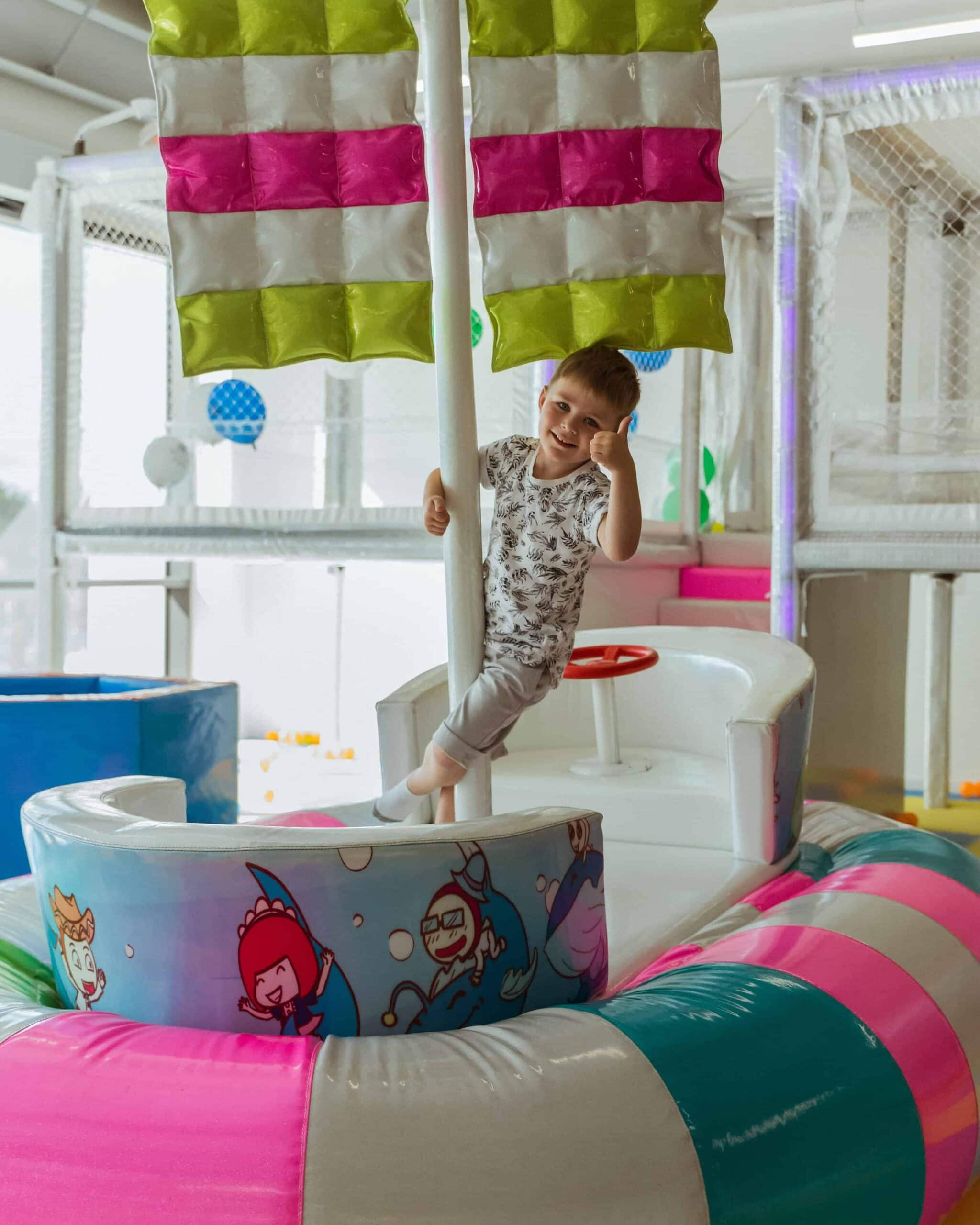 3 ways soft play can improve your children's fine motor skills
