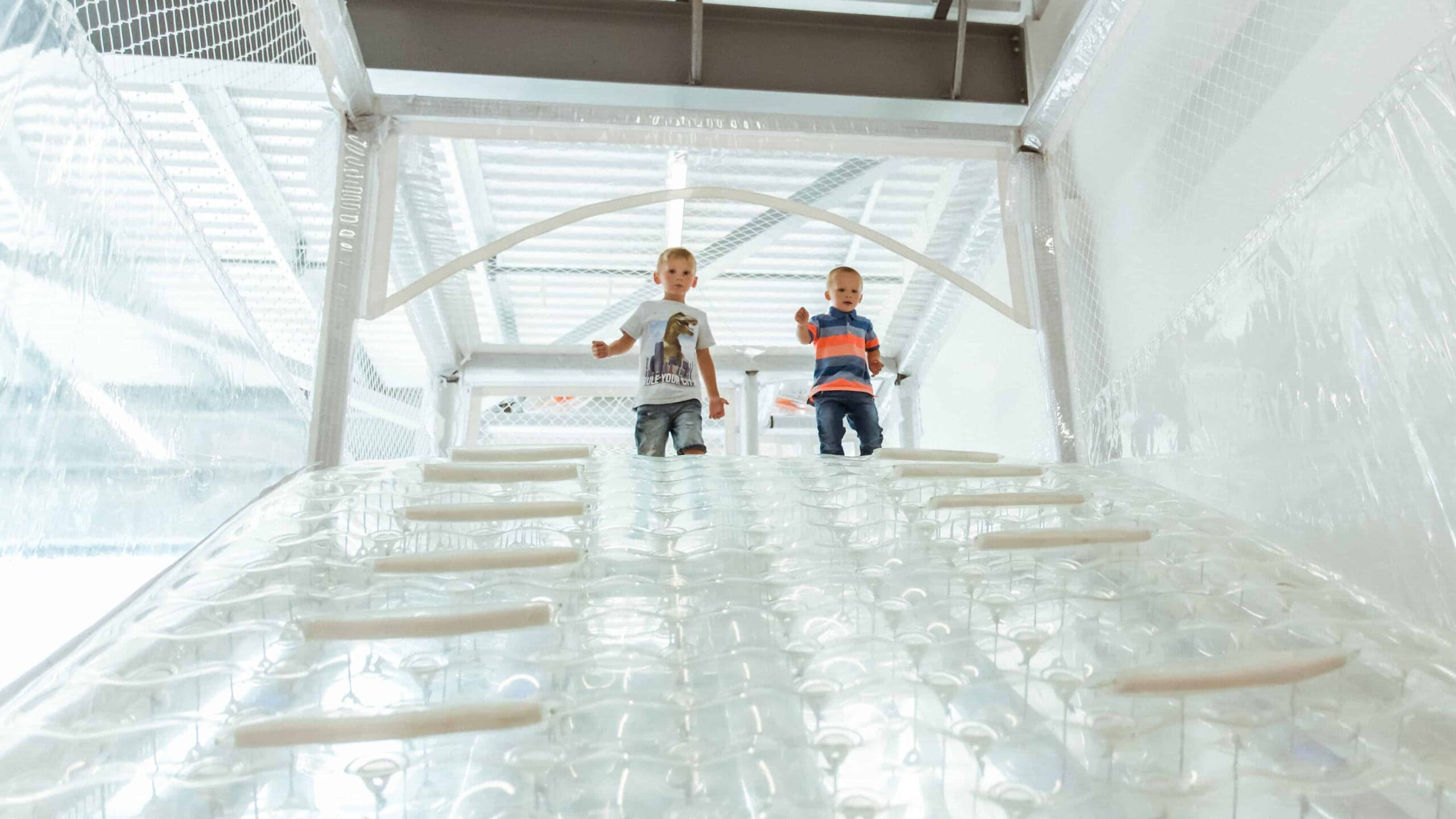 4 reasons to visit soft play over the school holidays