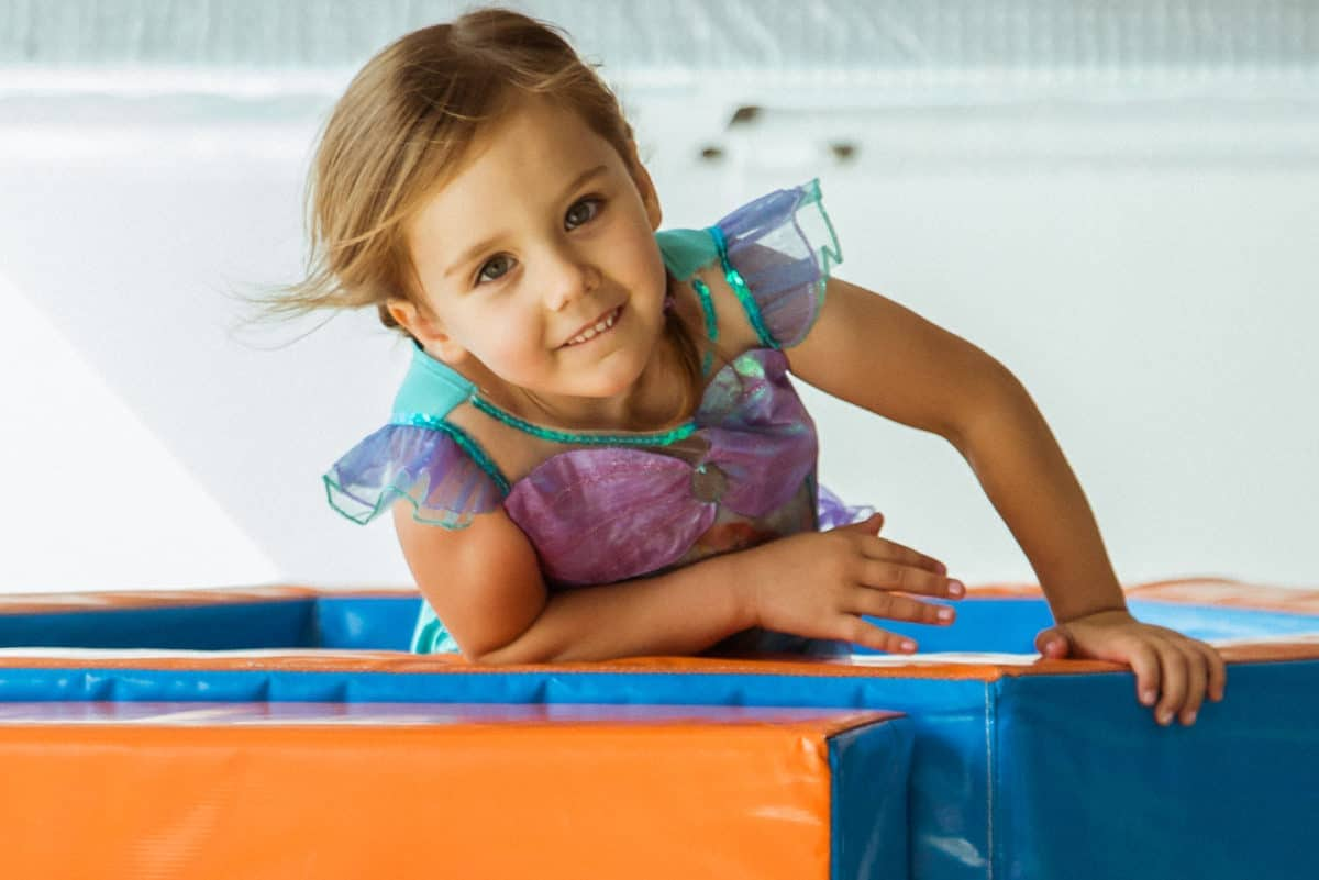 Soft play is the best medicine for getting children over an illness