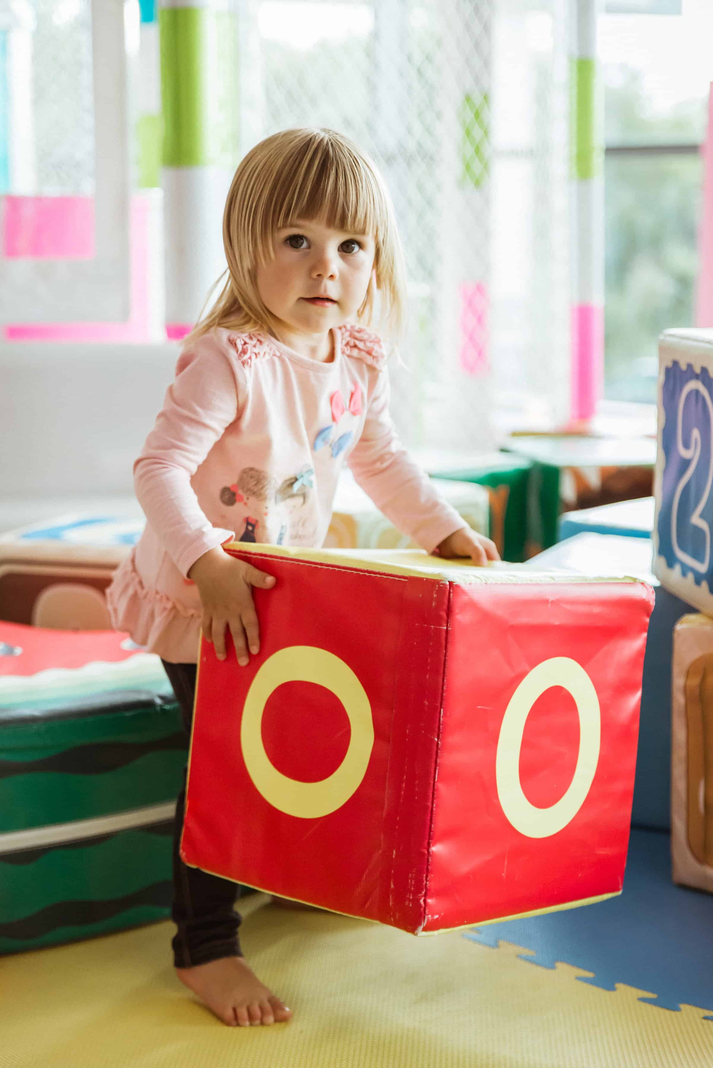 Colors for Children to Learn with Train Transporter Toy ...